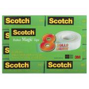 Scotch Magic 810-8 Tape Refill Rolls 19mm x 25m 8 Pack