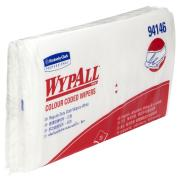 Wypall 94146 White Colour Coded Cloth Pack of 20 Wipers