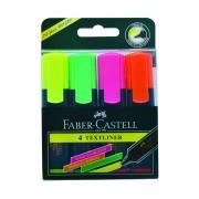 Faber 57-30448 Highlighter Textliner Wallet 4