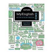 Oxford Myenglish 8 WA Student Book + Obook Assess Rachel Williams Et Al 2nd Ed