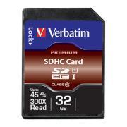 Verbatim Premium SDHC 32 GB Memory Card