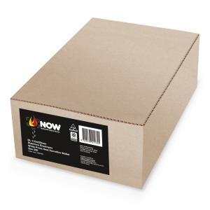 Nallawilli Envelope DL 110X220mm Window Wallet Press Seal White Box 500