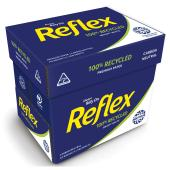 Reflex Carbon Neutral 100% Recycled Copy Paper A4 80gsm White Carton 5 Reams