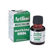 Artline Esk20 Ink Marking Xylene Free 20Cc Black