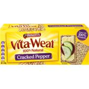 Arnotts Vita-Weat Cracked Pepper 250g