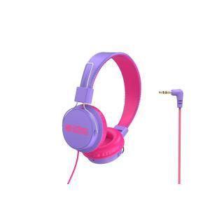 Verbatim Urban Sound Kid's Headphones - Purple/Pink