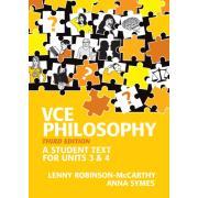 Vce Philosophy Units 3 & 4