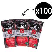Ultra Protect Sunscreen SPF50+ 10ml Sachet Carton 100