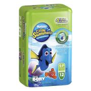 Huggies Little Swimmers Nappy Pants Small 7-12kg Pack 12 Carton 3