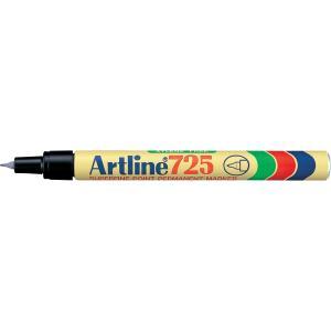 Artline 725 Permanent Marker Superfine 0.4mm Black