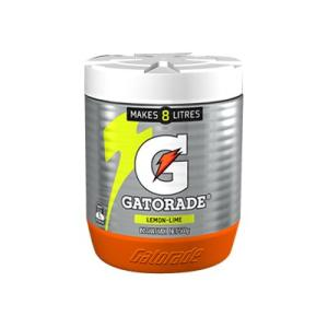 Gatorade Lemon Lime Powder 560g Carton 6