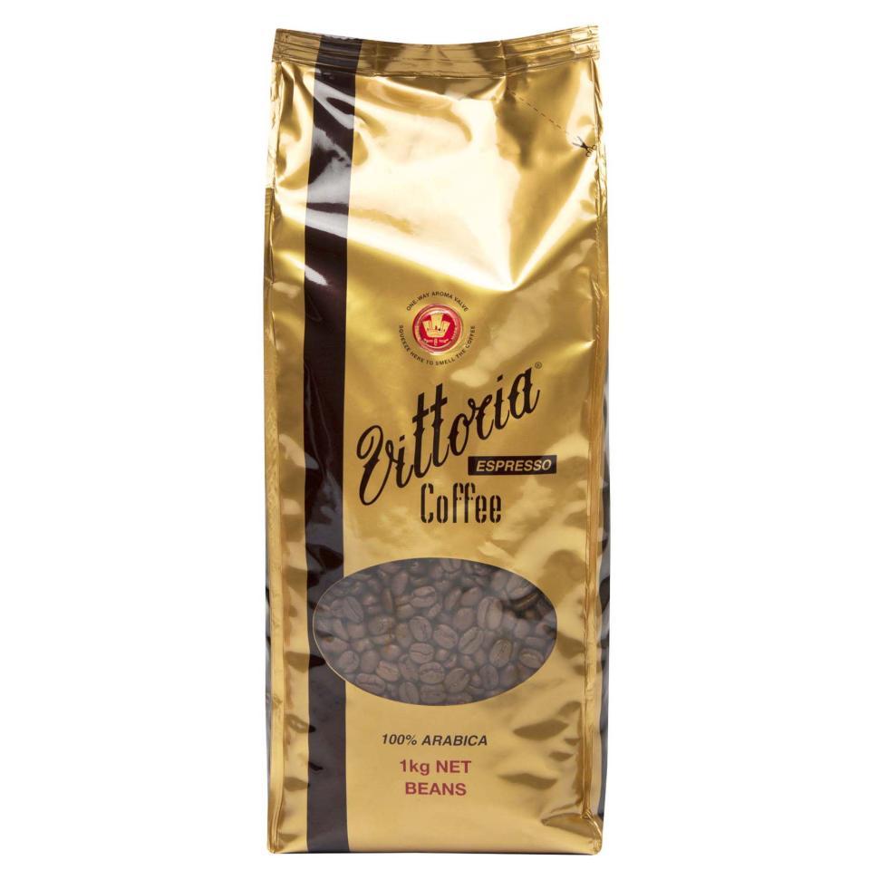Vittoria Espresso Coffee Beans 1kg