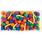 EC Counters Fruit 6 Types Colours Tub 108