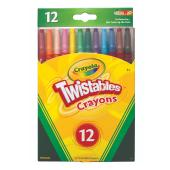 Crayola Twistable Crayons Pack 12