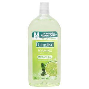 Palmolive Liquid Hand Wash Antibacterial Foam Refill Lime & Mint 500ml Image