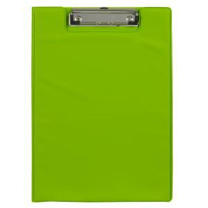 Marbig Summer Colours Clipfolder A4 PE Lime