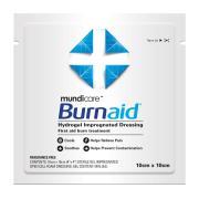 Burnaid Sterile Gel Dressing Water Based 10cmx10cm