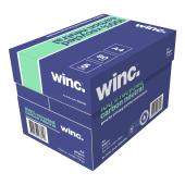 Winc Carbon Neutral 100% Recycled Copy Paper A4 80gsm White Carton 5 Reams