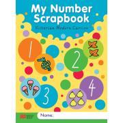 My Number Scrapbook For Victoria 332x250mm