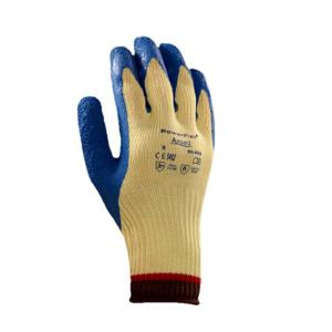 Powerflex 80600 Knitted Acrylic Liner With Natural Rubber Latex Palm Coating Thermal Heat Size 9