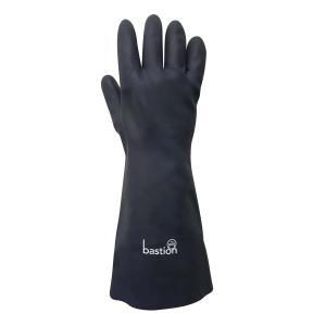 Bastion Salerno Neoprene Heat Resistant gloves Cotton Lined 380mm Pair