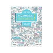 Oxford My English 7 VIC Student Book + obook/assess + Upskill. Authors Williams & Horne