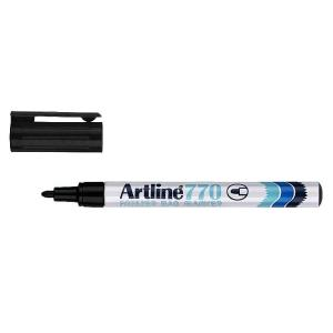 Artline 770 Freezer Marker 1.0mm Black