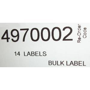avery laser label 14 up 99 1x38 1mm bulk pack box 500 sheet winc