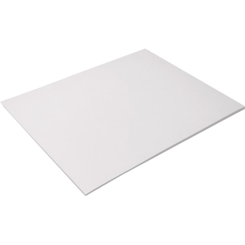 Teter Mek Lightweight Cardboard 510x635mm 250gsm White Pkt 20