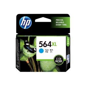 HP 564XL Cyan Ink Cartridge - CB323WA