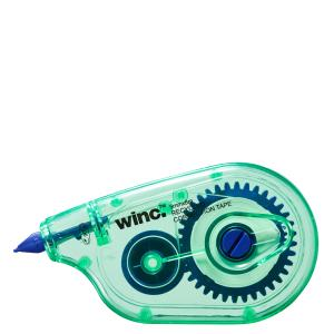 Winc Correction Tape 5mmx8m Dual Angle Recycled