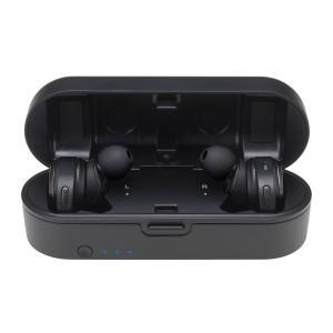 Audio-Technica ATH-CKR7TW In-ear Headphone - Black