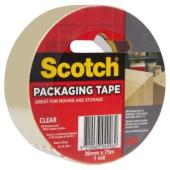 Scotch Packaging Tape 400-1 36mm X 75m