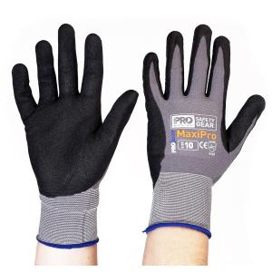 Paramount Safety Npn Prochoice Glove Prosense Maxipro Nitrile Water Based And Pu Foam