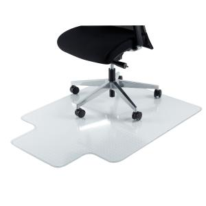 Keyhole Style Low Pile Carpet Chairmat