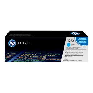 HP LaserJet 125A Cyan Toner Cartridge - CB541A