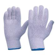 Pro Choice 342K Interlock Poly/Cotton Liner Ambidextrous Gloves- Mens Pair