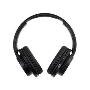 Audio-technica Ath-anc500bt Quietpoint Wireless Over-ear Headphones - Black