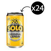 Solo 375ml Can Carton 24