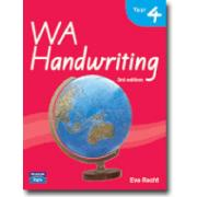 Wa Handwriting Year 4 3rd Edition. Author Eve Recht