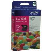 Brother LC40M Magenta Ink Cartridge