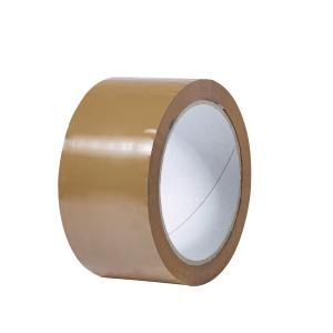 Winc Packaging Tape Acrylic 48mmx75m Brown Inner Pack 6 / Carton 36 Rolls