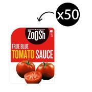Zoosh Tomato Sauce Portion Control 12g Box 50