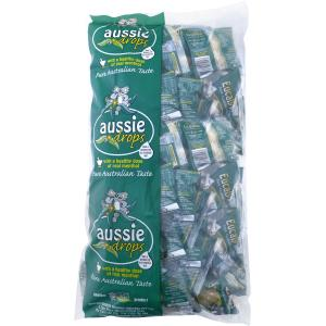 Aussie Drops Eucalyptus Portion Control 25g Pack 60
