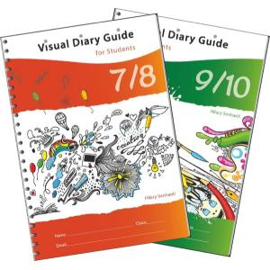 Visual Diary Guide For Students Years 7 & 8
