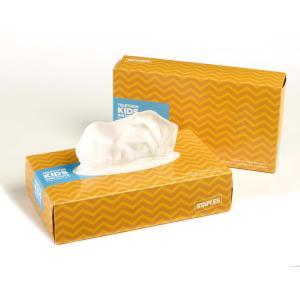 Telethon Kids Institute Sugarcane Facial Tissue 2 Ply Box 100