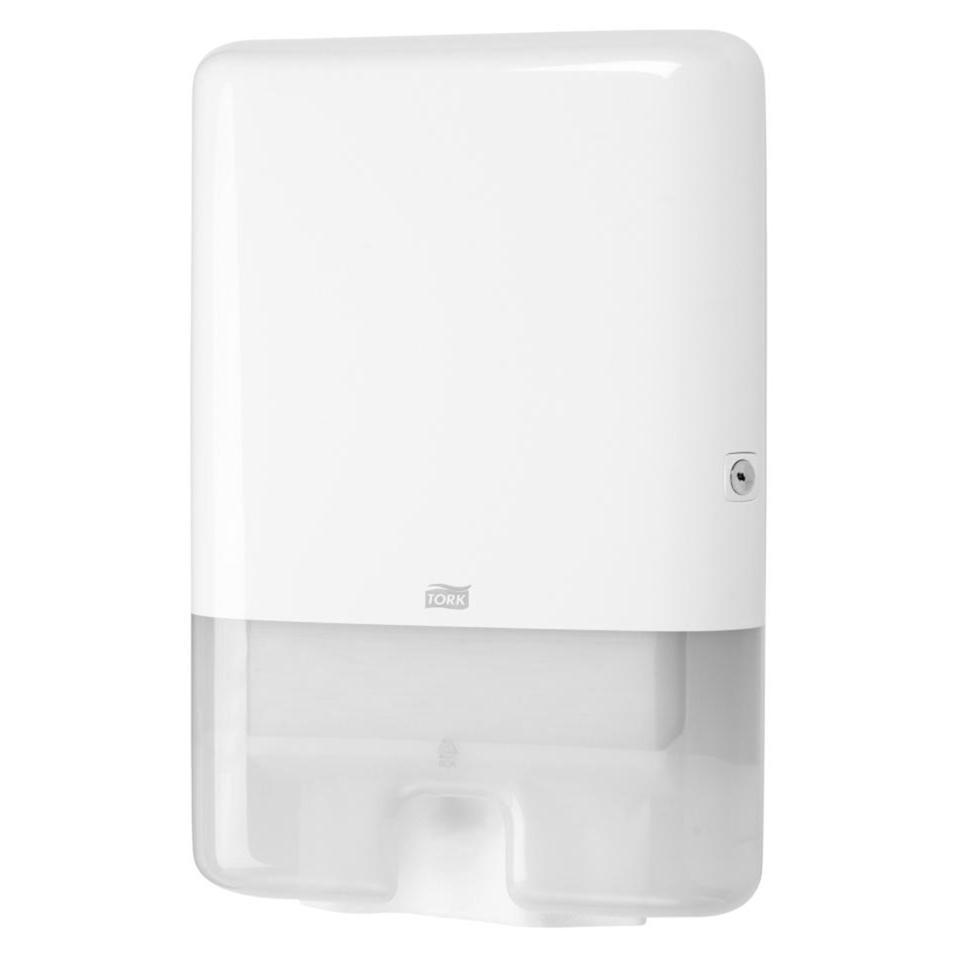 Tork Xpress H2 Multifold Hand Towel Dispenser White