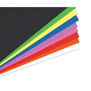 The Paper House Cardboard Smooth 180gsm A4 Pack 10 Black
