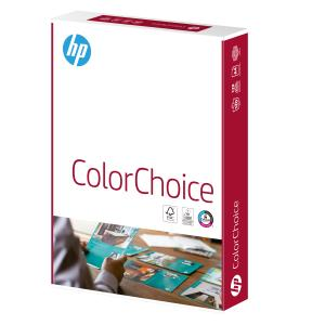 Hewlett-Packard A4 Colour Laser Specialty Paper 120gsm White Pack 250