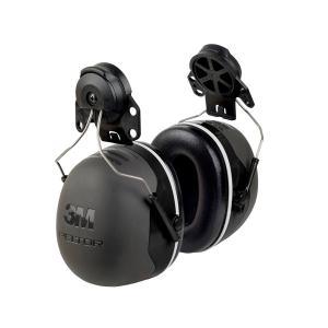 3m Peltor X5P3E/G Premium X Series Cap Attached Earmuffs